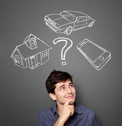 Kuinka paljon voin saada lainaa? - Entä mikä vaikuttaa lainan saantiin?