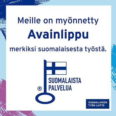 Suomalainen lainojen vertailupalvelu - OmaLainalla on Avainlippu